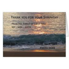 Funeral Words For Cards Custom Writing Condolence Thank You Notes