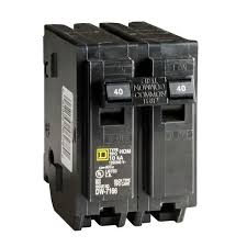 square d homeline 40 amp two pole circuit breaker hom240cp the square d homeline 40 amp two pole circuit breaker hom240cp the home depot