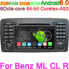 17 best ideas about mercedes benz ml 320 m benz android 6 0 octa core dvd gps navi stereo for mercedes benz ml w164 ml300 gl x164