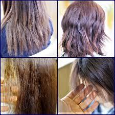 素髪縮毛矯正ストパーハナヘナ 髪は生まれ変わり心も穏やかo