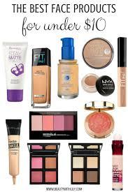 affordable makeup sites