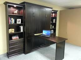 glamorous murphy bed desk amazing bed desk plans with woodwork the faster murphy bed desk