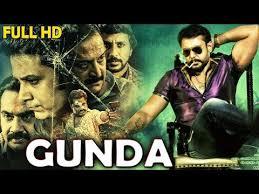 gunda i south dubbed hindi action