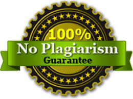 Our Zero Plagiarism Policy | New Essays