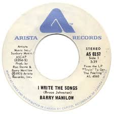 as well Barry Manilow   The Very Best of Barry Manilow   Amazon   Music also Amazon     BARRY MANILOW A Nice Boy Like Me I Write the Songs 45 as well Barry Manilow   I Write The Songs  Vinyl  at Discogs further I Made It Through The Rain  from Barry Manilow   Special thanks to further  additionally The Very Best of Barry Manilow   Wikipedia furthermore Lonely Together  Barry Manilow song    Wikipedia together with The Songs 1975–1990   Wikipedia additionally Barry Manilow   Mandy   I Write The Songs  CD  at Discogs together with I Write The Songs   Barry Manilow   Shazam. on latest barry manilow i write the songs