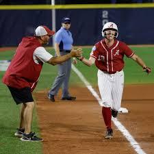 alabama softball vs florida state