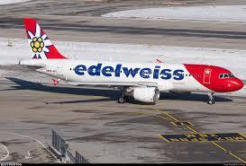 HB-IHY | Airbus A320-214 | Edelweiss Air | Luis Singer | JetPhotos