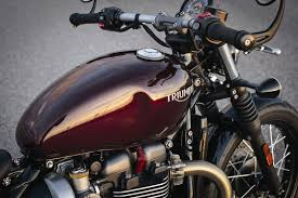 triumph bonneville bobber first ride review the wild one