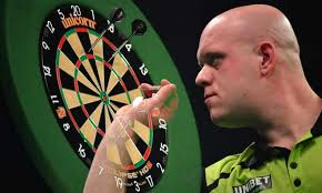 Michael Van Gerwen I Always Liked To Play In Front Of Crowds I M A Bit Of A Show Off Michael Van Gerwen The Guardian