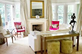 sofa table in living room. Sofa Table In Living Room Roomliving Idea Fireplace Yellow Ottomans E