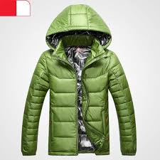 2018 mens long winter coat hood army green jacket men winter puffy coats and jackets 90 duck down canadian jackets men jacket island winter coat from