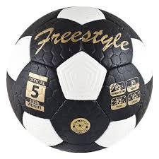 <b>Мяч</b> футбольный <b>TORRES Freestyle</b> F30135, размер 5, черный ...