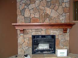 image of fireplace mantel shelf ideas