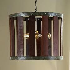 wine barrel chandelier knock off medium size of wine barrel chandelier lighting shaped shades of light