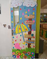 This post was updated in partnership with minted. Classroom Door Decoration Ideas School Wall Decoration Facebook