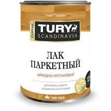 <b>TURY Лак паркетный</b> алкидно-уретановый купить в Санкт ...