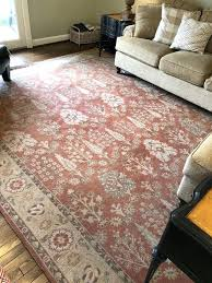 area rugs lexington ky pottery barn area rug muted red not true red household in where