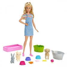 """Купить Mattel <b>Barbie</b> FXH11 Барби Игровой набор """"Кукла и ..."""