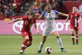 USA vs. Canada Women's Soccer: Sunday ...