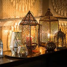 moroccan inspired lighting. lanterns and candle holders moroccan inspired lighting a