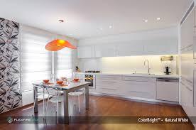 led under counter lighting kitchen. Under Cabinet Lighting With LED Strip Lights Flexfire LEDs Blog Led Kitchen Ideas 3 Counter