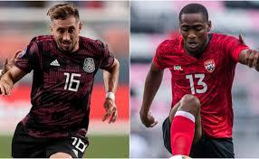 Mexico vs Trinidad and Tobago ...