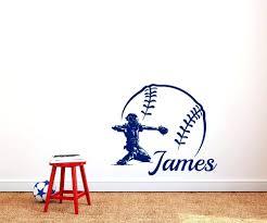 baseball wall decals for kids online get cheap wall decals kids baseball  baseball wall decal custom