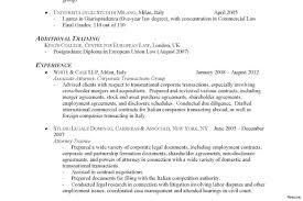 Associate Attorney Resume Associate Attorney Resume Sample