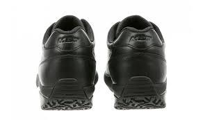 women s mbt 1997 black leather casual sneakers heel