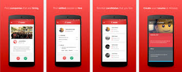 app resume updated tinder like jobs app super acquires saas startup viraltrics
