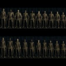Eso Height Chart Racial Body Morphs Diverse Body Types And Height By Race
