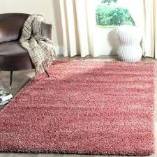 rose pink rug rose pink rug 6 ft 7 in x 9 light rose pink