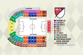 Fc Cincinnati Stadium Seating Chart Fc Cincinnati Unveils 2019 Mls Season Seating Pricing
