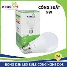Bóng đèn LED BULB Kingled 9W tiết kiệm điện DOB-LB-9-A3 bảo hành 2 năm