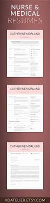 Medical Resume Template For Word Nurse Resume Template Nurse Cv