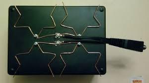how to make a fractal antenna for hdtv dtv plus more on the how to make a fractal antenna for hdtv dtv plus more on the cheap