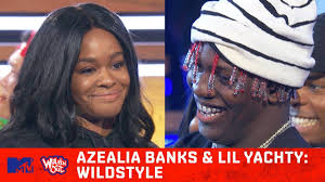 Azealia Banks & Lil Yatchy ⛵Leave Everyone SHOOK! | Wild 'N Out