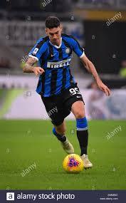 Milan, Italy. 09th Nov, 2019. Alessandro bastoni of FC ...
