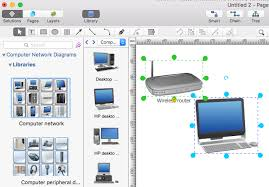 create network diagram conceptdraw helpdesk intangi iris download at Hp Network Diagram