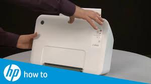 Hp Printer Light Keeps Blinking Fixing A Paper Jam Hp Deskjet 1510 All In One Printer