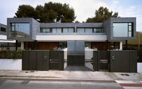 Pagar besi minimalis dan sederhana Model Pagar Rumah Minimalis Terbaru Blog Qhomemart