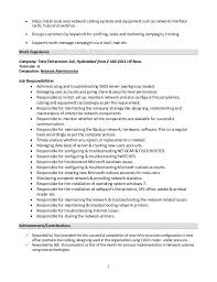 Linux System Administrator Resume Free 16 Unique Linux System