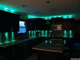 kitchen cabinet led lighting. Fashionable Led Under Cabinet Lighting Beauty With The Green . Kitchen E