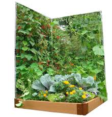 Herb Kitchen Garden Kit 9 Vegetable Gardens Using Vertical Gardening Ideas