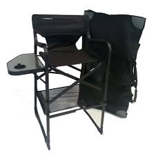 fold up chairs with side table. pictures gallery of incredible folding directors chair with side table eureka 2571117 black fold up chairs i