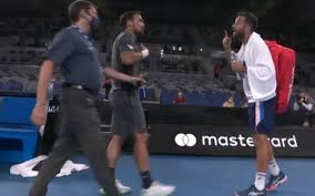 Australian Open, clamorosa lite tra Fognini e Caruso dopo il derby [VIDEO]