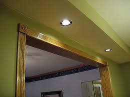 contenporary soffit lighting