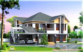 Modern House Plans And Designs In India Modern House - Most beautiful house interiors in the world