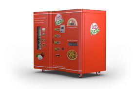 Lets Pizza Vending Machine Amazing Pizza Vending Machine Rude Magazine
