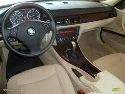 Beige Interior 2009 BMW 3 Series 335d Sedan Photo #53464489 ...